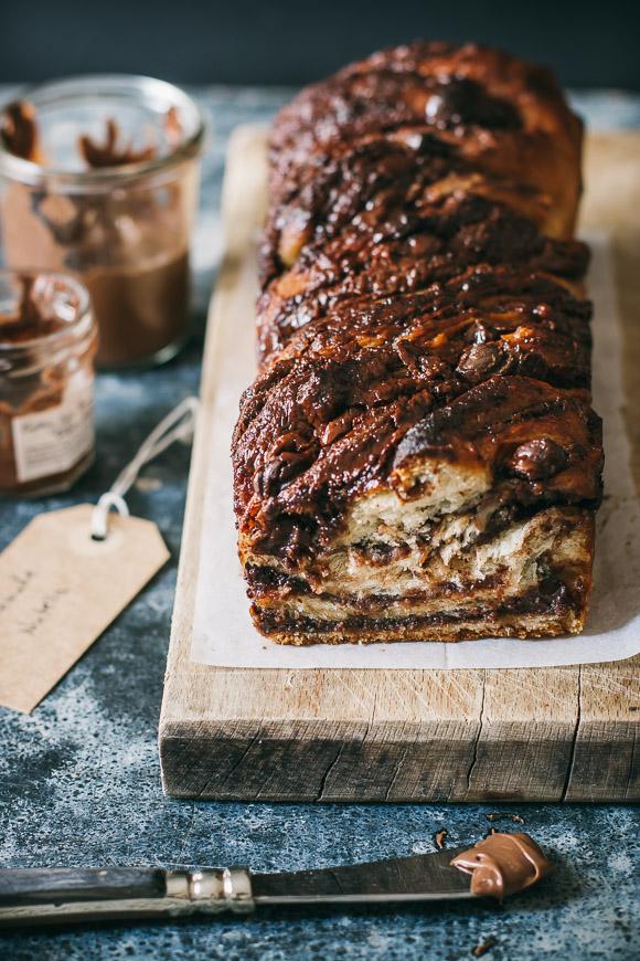 Nutella Babka | prettysimplesweet.com