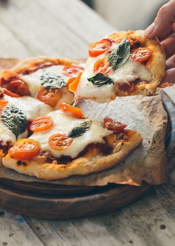 Learn how to make classic pizza dough at home that everyone will love. It's simpler than you think if you just follow all my tips!
