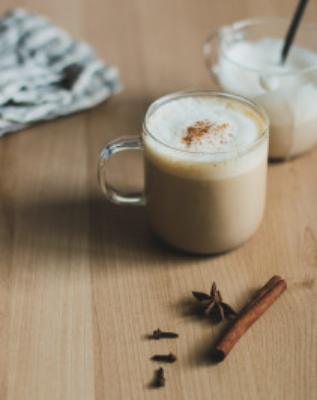 White Chocolate Chai Latte