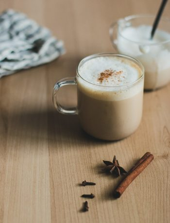 White Chocolate Chai Latte