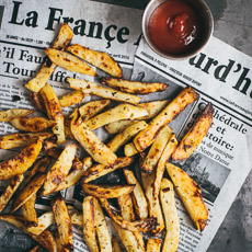french fries 230