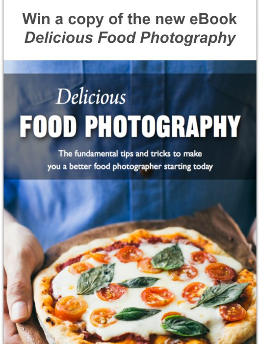 Food Photography eBook Giveaway!