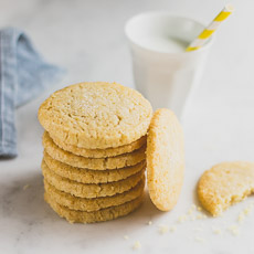 Perfect Lemon Cookies