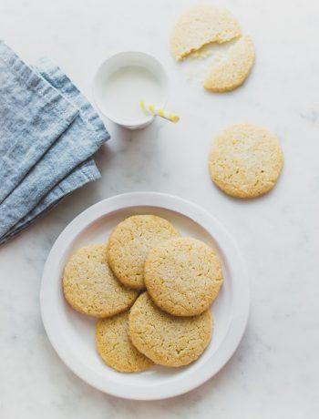 Perfect Lemon Cookies
