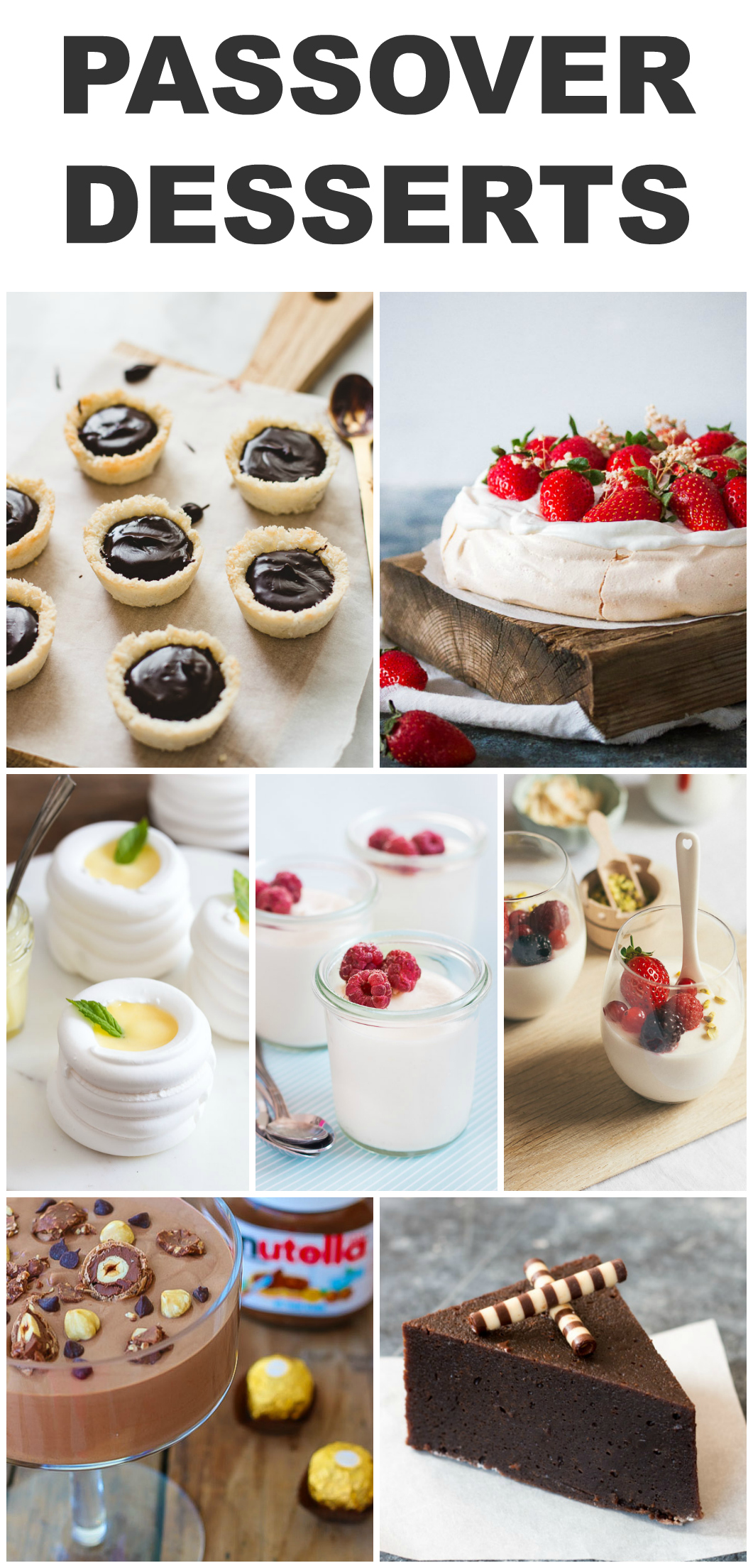 Easy Gluten Free Dessert Recipes Pretty Simple Sweet