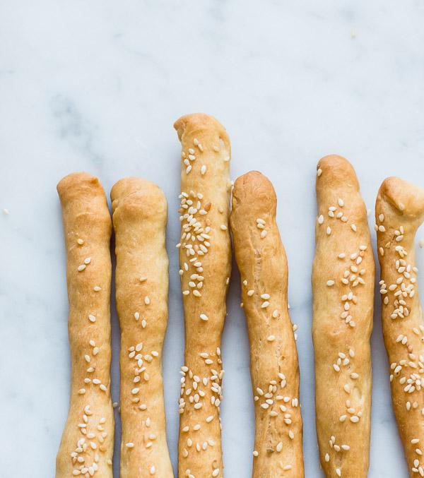 Crispy Breadsticks / Grissini