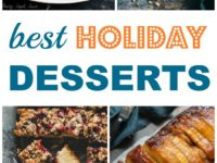 Best Holiday Desserts
