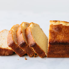 Super Moist Lemon Ginger Cake