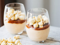 Salted Caramel Cheesecake Mousse