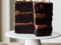 Chocolate Hazelnut Layer Cake