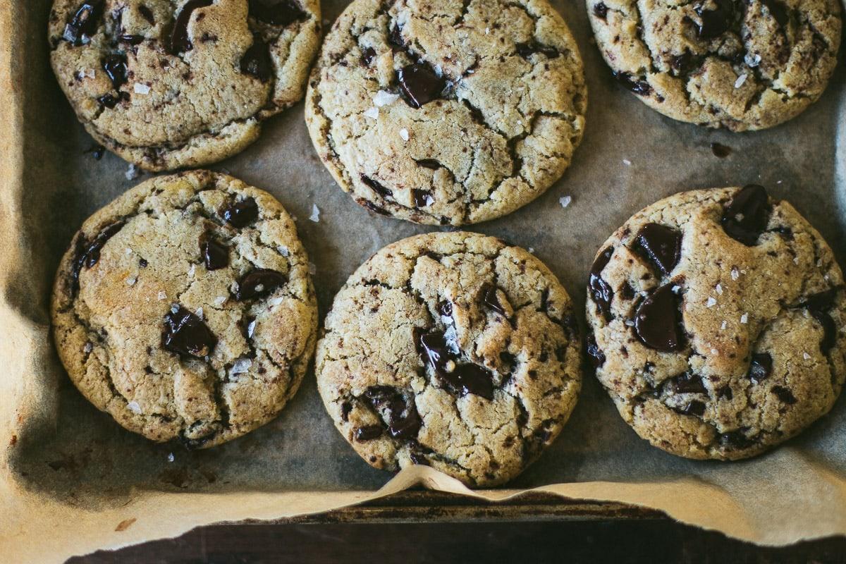 Amazing Chocolate Chip Cookies
