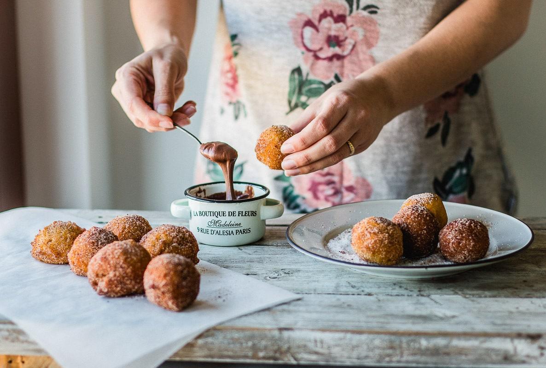 Potato Donuts / Spudnots