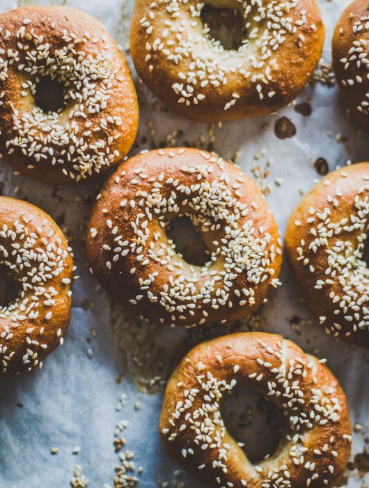 the perfect bagels