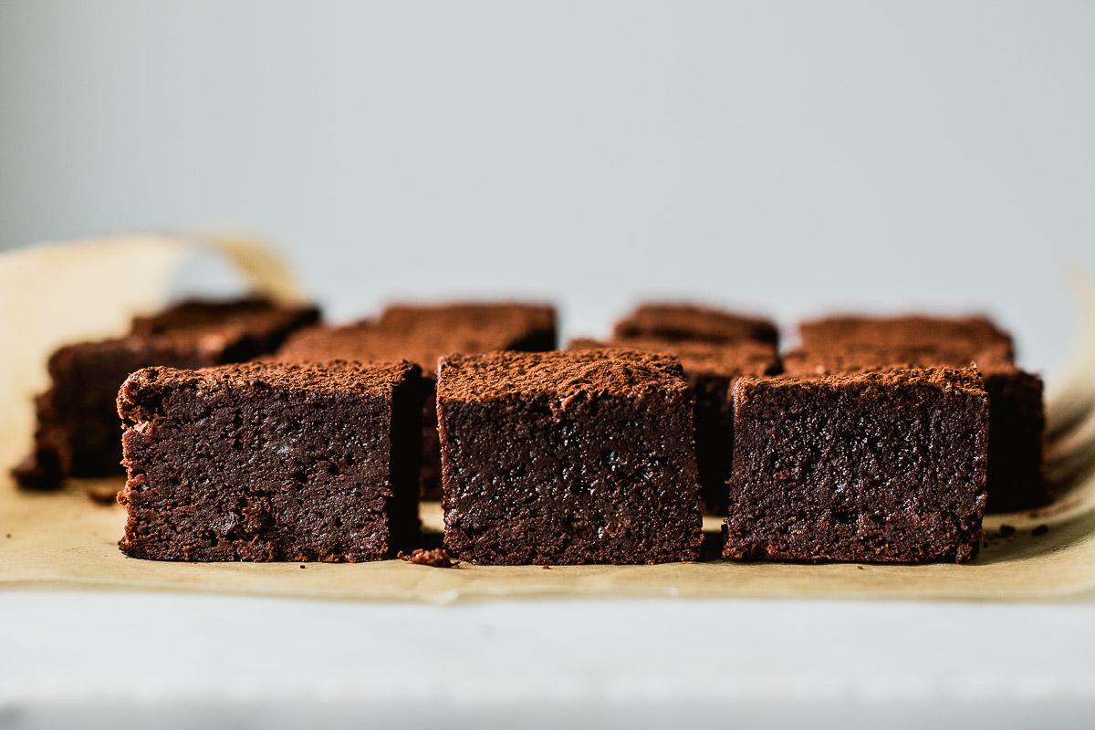 Spice Brownies