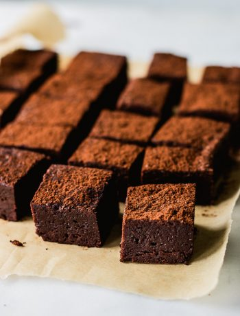 Spice Brownies