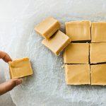 4-Ingredient Peanut Butter Fudge- So Good!