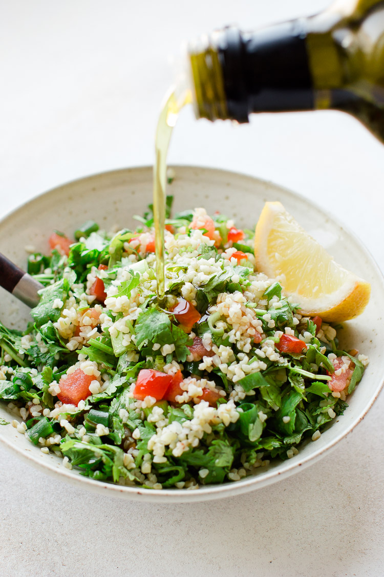 Ultimate Tabbouleh Salad