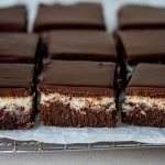 Fudgy Coconut Brownies