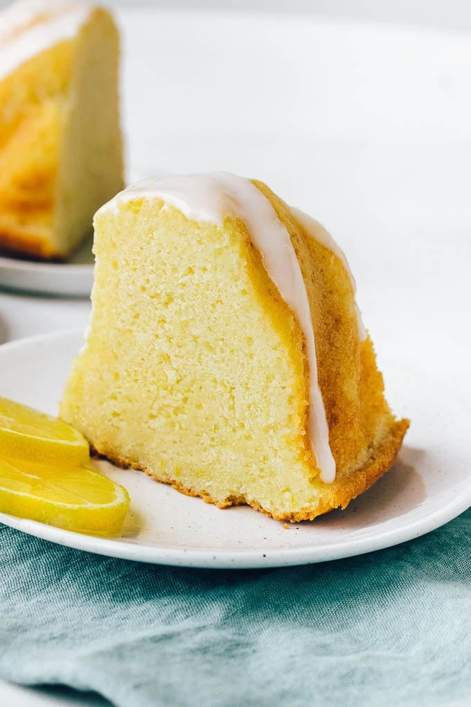 Moist Lemon Bundt Cake Recipe
