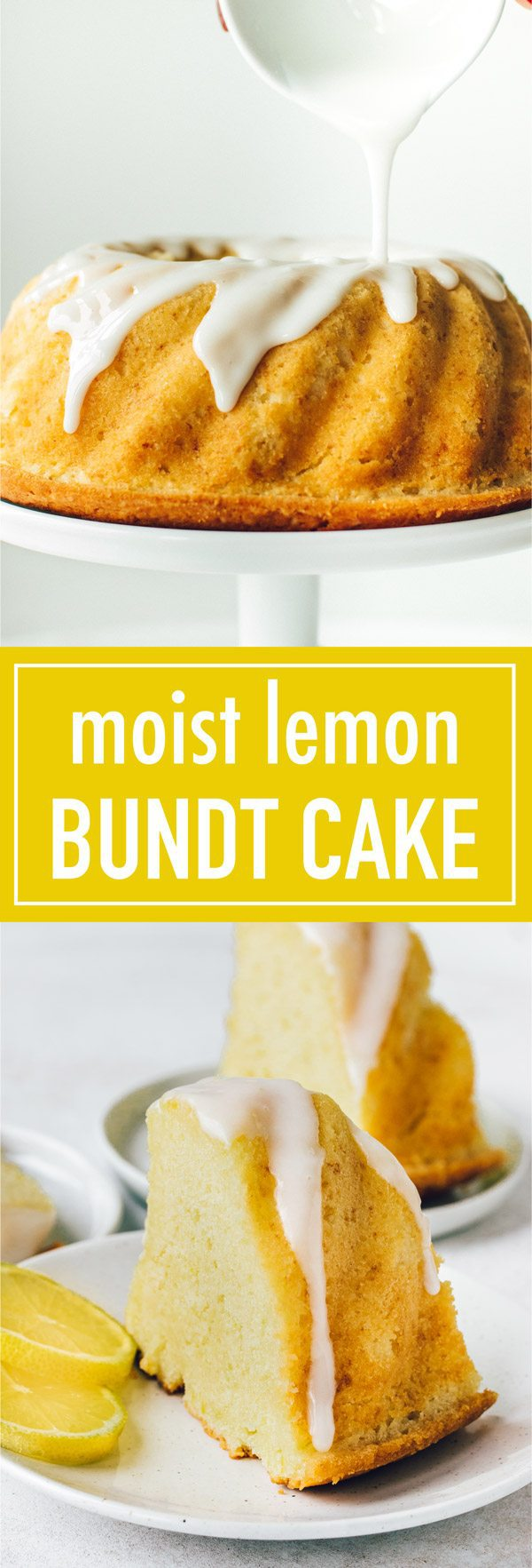 The best lemon bundt cake recipe, moist, flavorful, super lemony! Perfect as a snack.