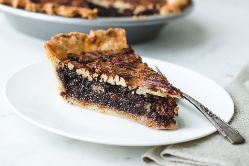 Amazing Chocolate Pecan Pie Recipe Pretty Simple Sweet